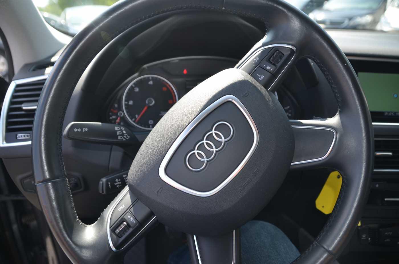 Audi Q5 2.0 TDi Design 11/12