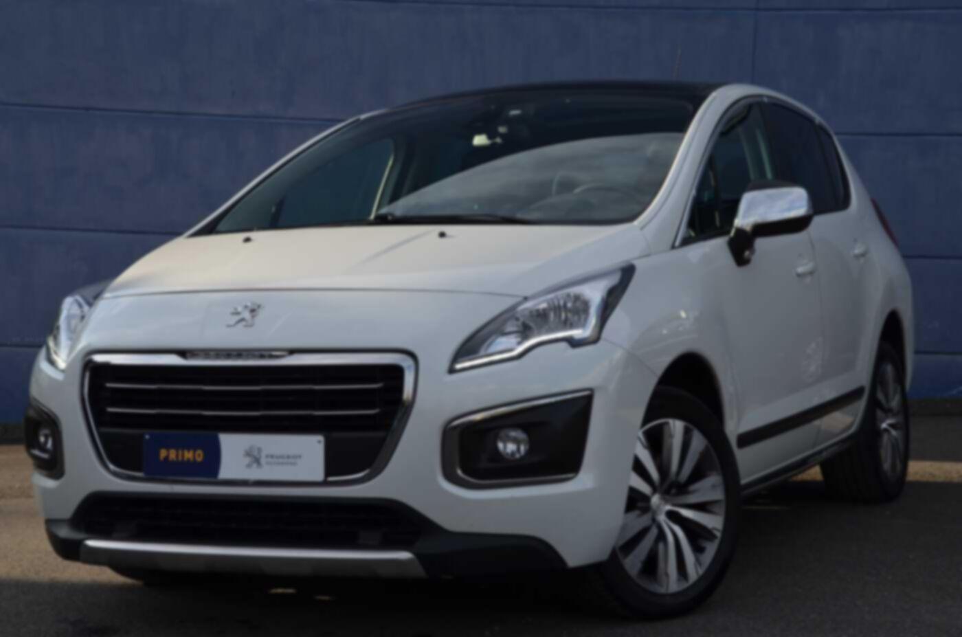 Peugeot 3008 2.0 HDi Allure 150CV