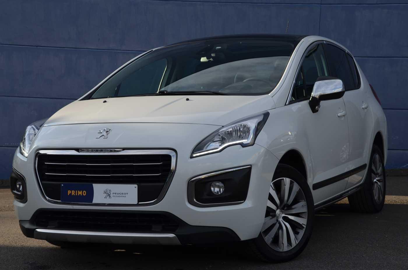 Peugeot 3008 2.0 HDi Allure 150CV 1/13