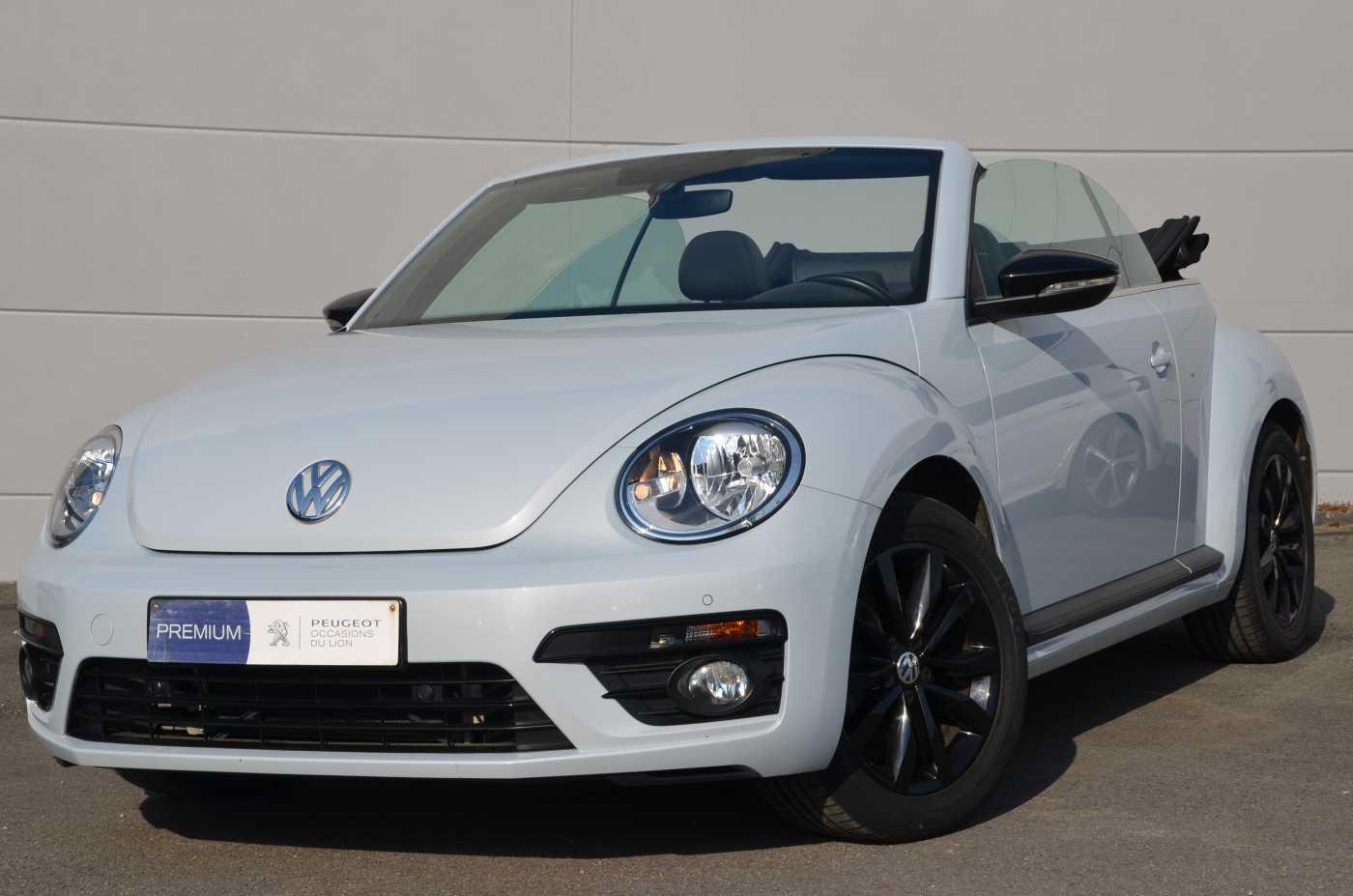 Volkswagen Beetle Mark 2 (2011) 1.2 TSI 1/12