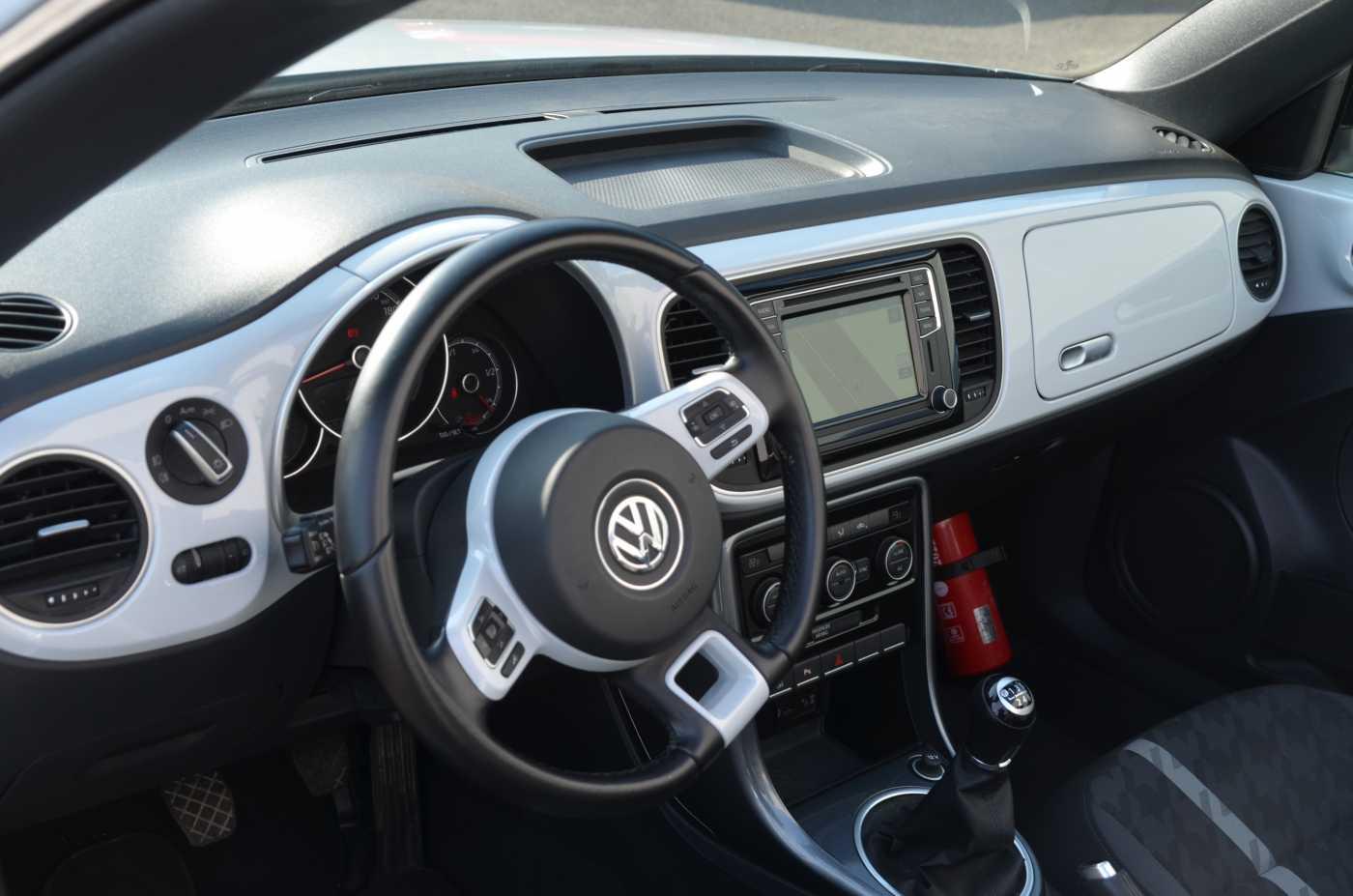 Volkswagen Beetle Mark 2 (2011) 1.2 TSI 8/12