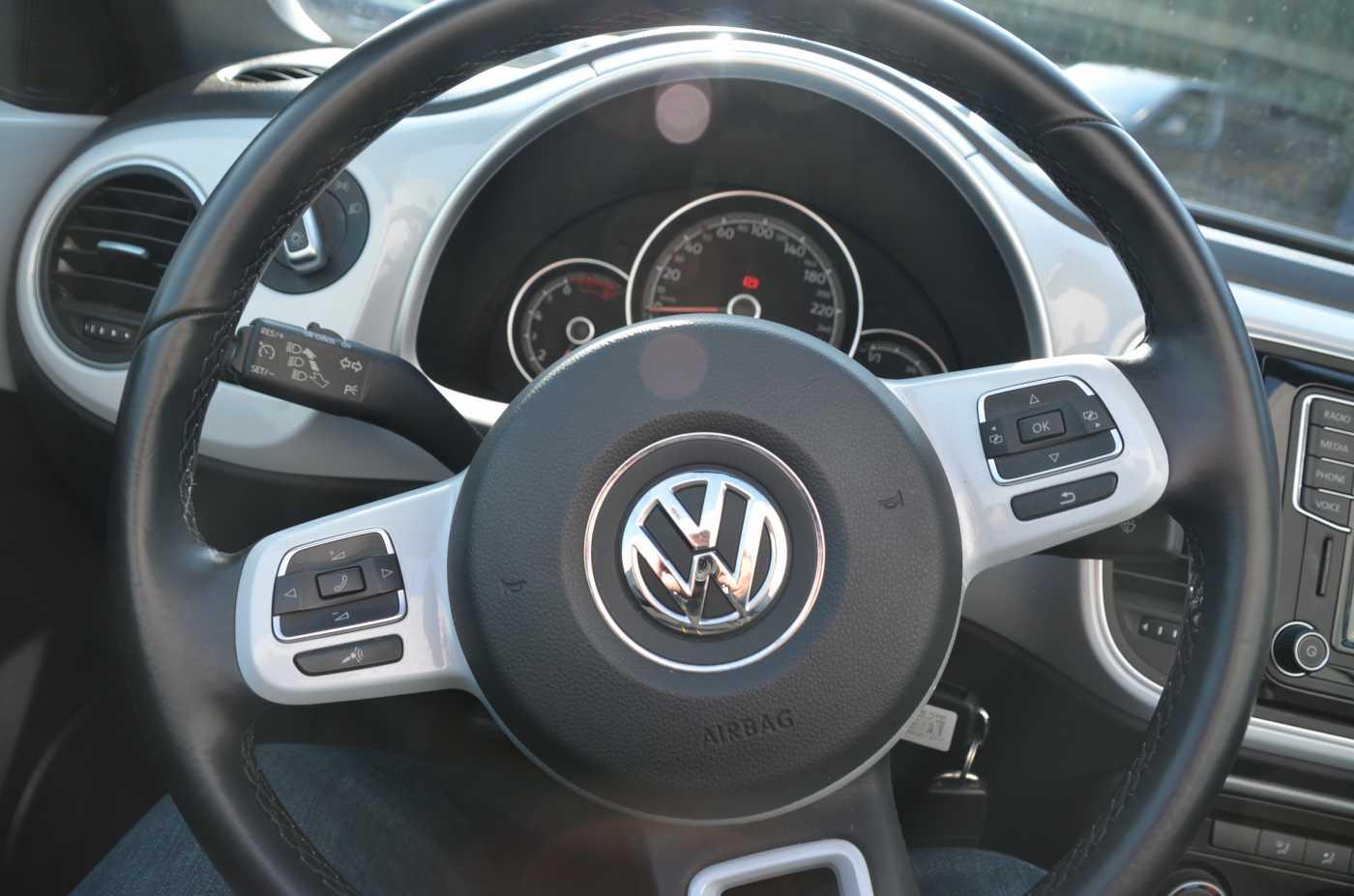 Volkswagen Beetle Mark 2 (2011) 1.2 TSI 12/12