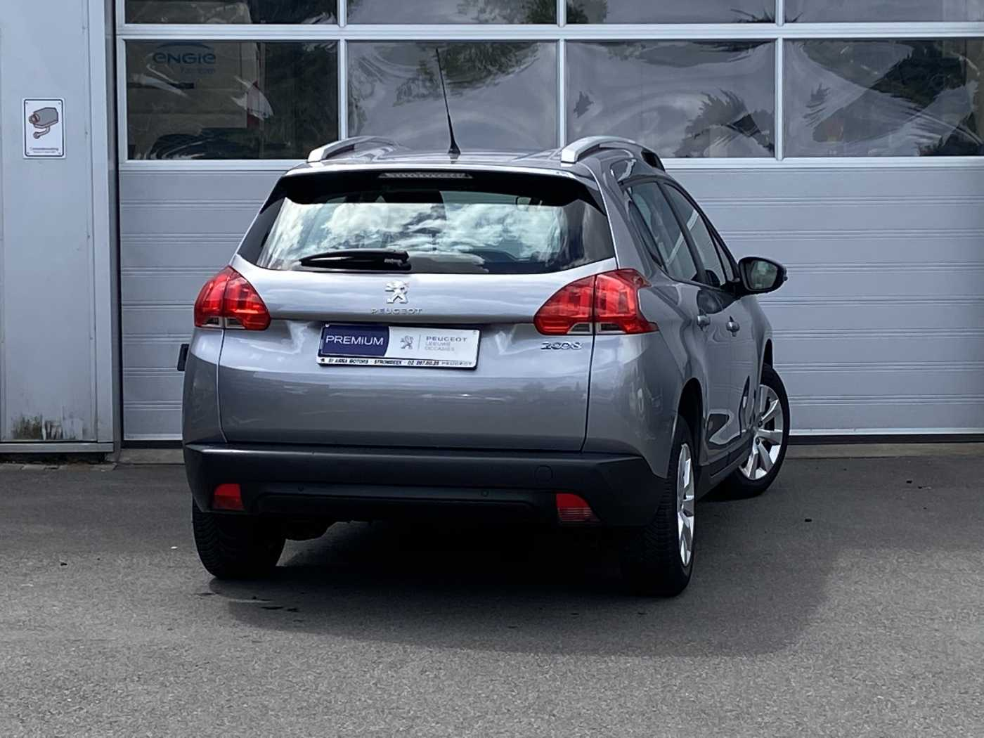Peugeot 2008 1.4 HDi Access 3/3