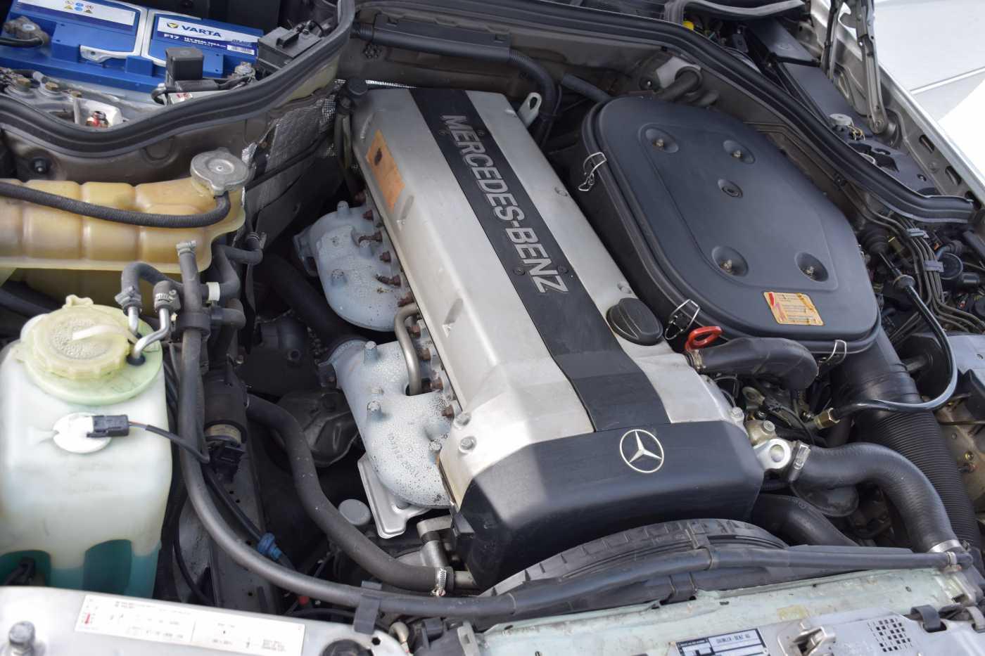 Mercedes CE 300 24 Cabrio Sportline*Airco 20/20