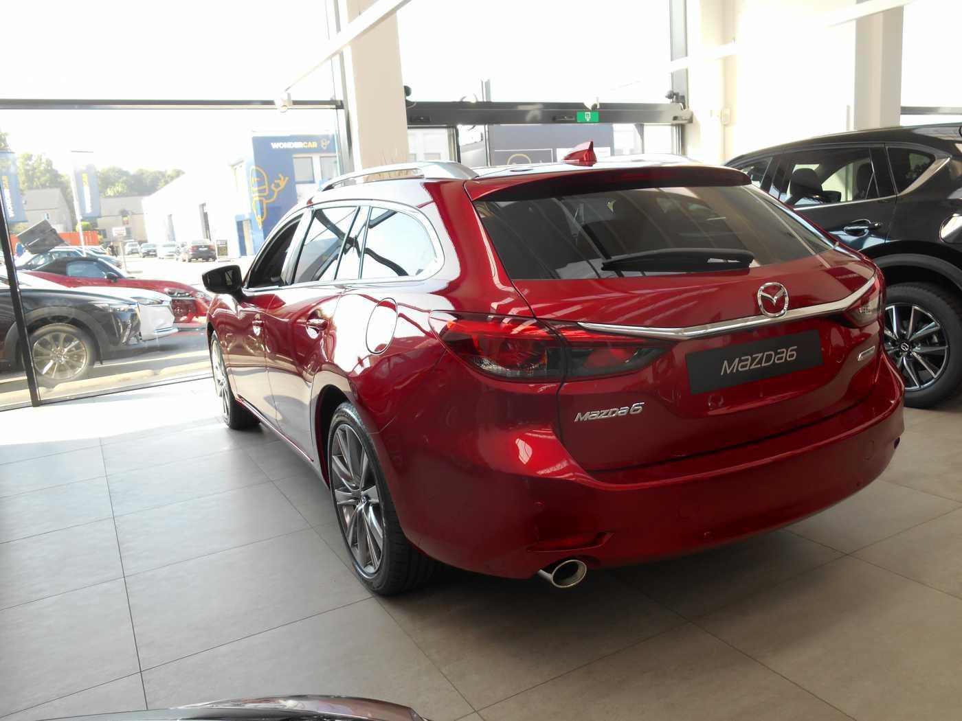 Mazda 6 4/7
