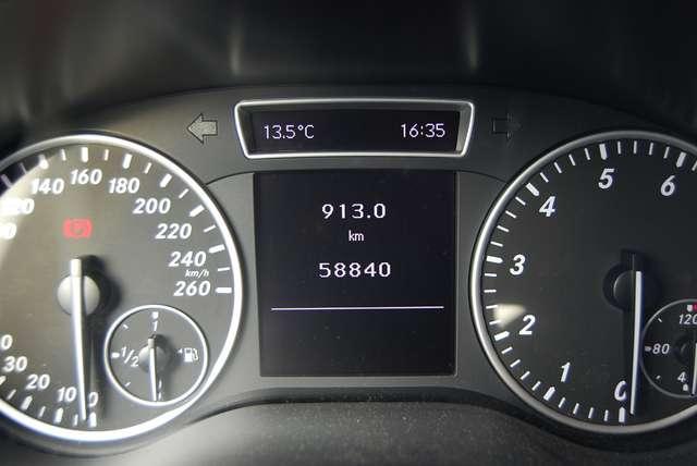 Mercedes B 180 1.6i navi leder pdc v+a 58000km! 10/10