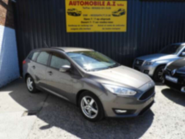 Ford Focus 1.5 TDCi ECOnetic Business Edition+Navi