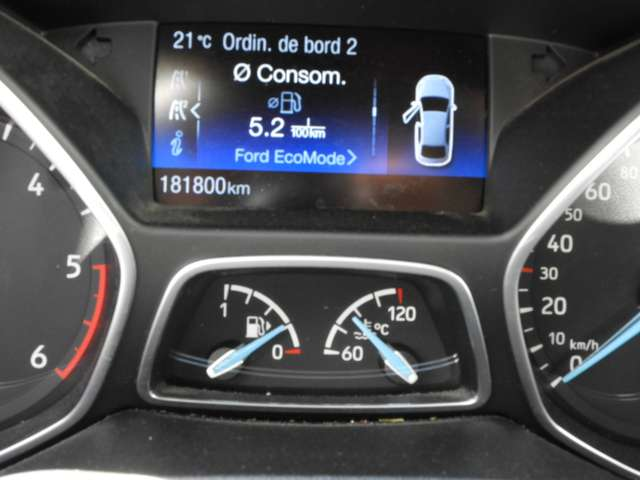 Ford Focus 1.5 TDCi ECOnetic Business Edition+Navi 11/14