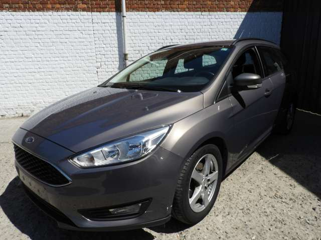 Ford Focus 1.5 TDCi ECOnetic Business Edition+Navi 2/14