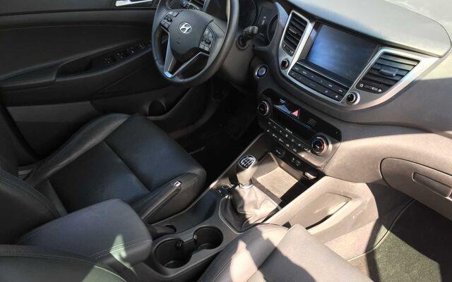 Hyundai Tucson 1.6 GDi 2WD Premium ISG