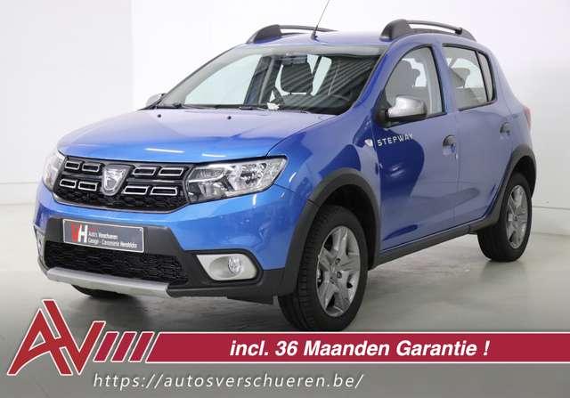 Dacia Sandero 0.9 TCe Stepway * CarPlay - Airco - Navi - Camera 1/21