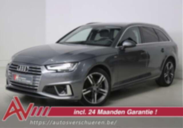 Audi A4 2.0 TFSI S-Line S-Tronic * CarPlay - LED - Virtual