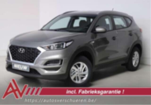 Hyundai Tucson 1.6 GDi Inspire * Zetelverwarm.- Sensoren - Cruise