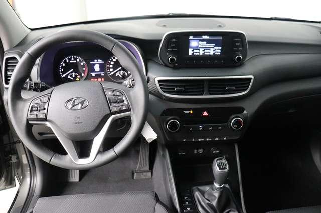 Hyundai Tucson 1.6 GDi Inspire * Zetelverwarm.- Sensoren - Cruise 11/22