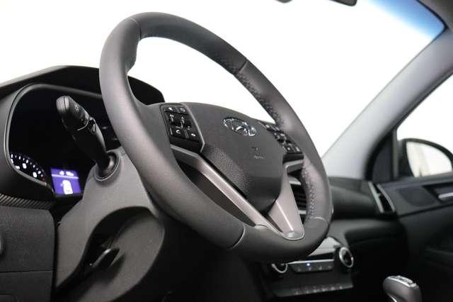 Hyundai Tucson 1.6 GDi Inspire * Zetelverwarm.- Sensoren - Cruise 12/22