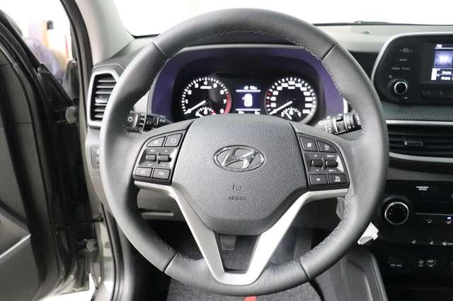 Hyundai Tucson 1.6 GDi Inspire * Zetelverwarm.- Sensoren - Cruise 13/22