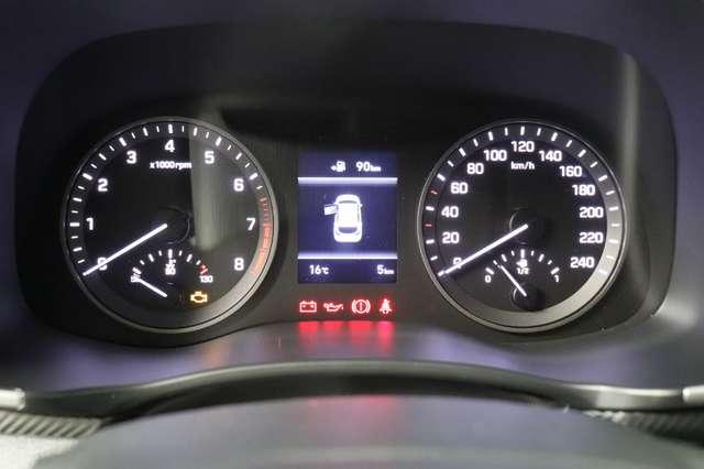 Hyundai Tucson 1.6 GDi Inspire * Zetelverwarm.- Sensoren - Cruise 15/22