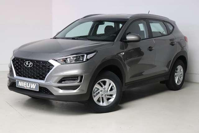 Hyundai Tucson 1.6 GDi Inspire * Zetelverwarm.- Sensoren - Cruise 2/22