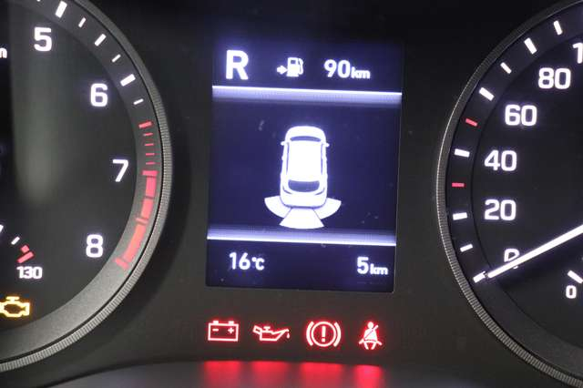 Hyundai Tucson 1.6 GDi Inspire * Zetelverwarm.- Sensoren - Cruise 20/22