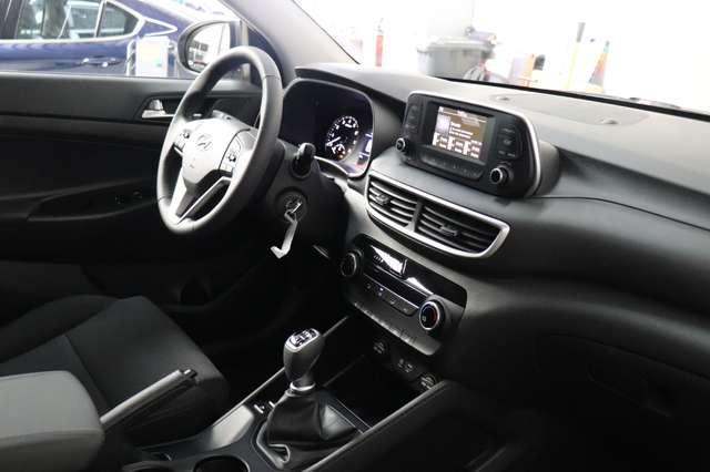 Hyundai Tucson 1.6 GDi Inspire * Zetelverwarm.- Sensoren - Cruise 21/22