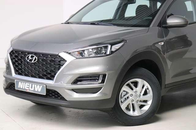 Hyundai Tucson 1.6 GDi Inspire * Zetelverwarm.- Sensoren - Cruise 3/22