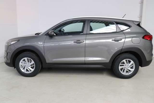 Hyundai Tucson 1.6 GDi Inspire * Zetelverwarm.- Sensoren - Cruise 4/22