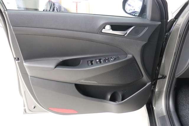 Hyundai Tucson 1.6 GDi Inspire * Zetelverwarm.- Sensoren - Cruise 8/22
