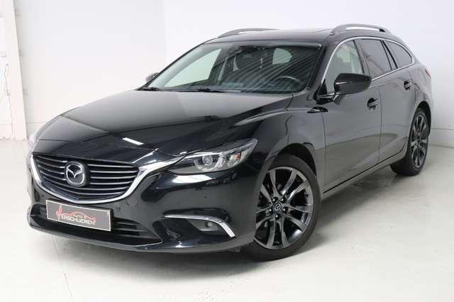 Mazda 6 Wagon 2.2 D Skycruise 6AT ** Open Dak-HUD-ACC-BOSE 2/23