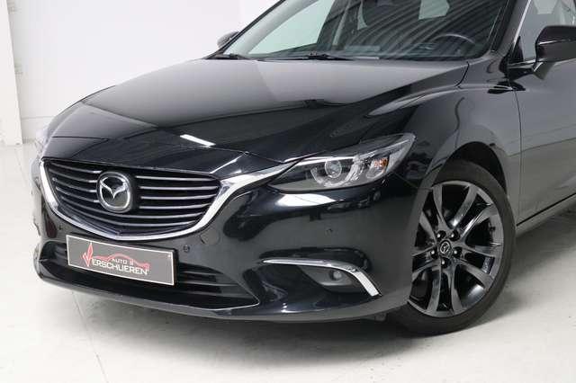 Mazda 6 Wagon 2.2 D Skycruise 6AT ** Open Dak-HUD-ACC-BOSE 3/23