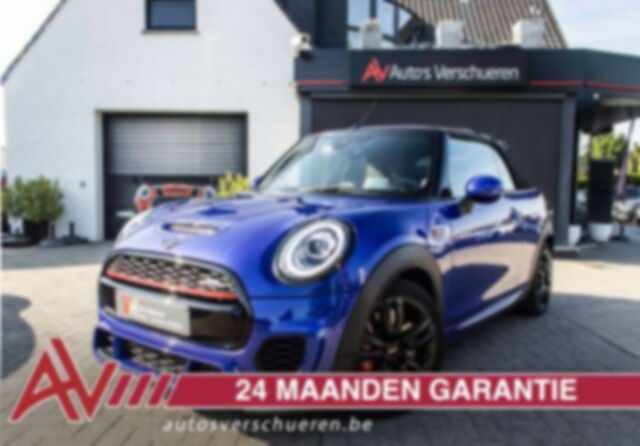 MINI John Cooper Works Cabrio 2.0AS ** Adapt. Cruise - Adapt. LED - Head Up