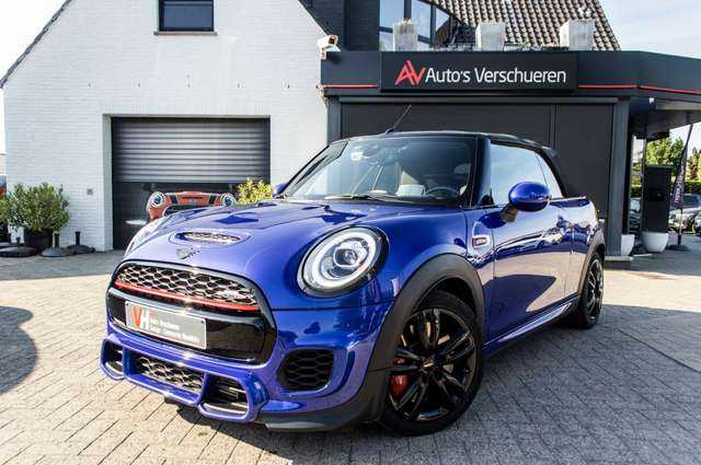 MINI John Cooper Works Cabrio 2.0AS ** Adapt. Cruise - Adapt. LED - Head Up 2/30