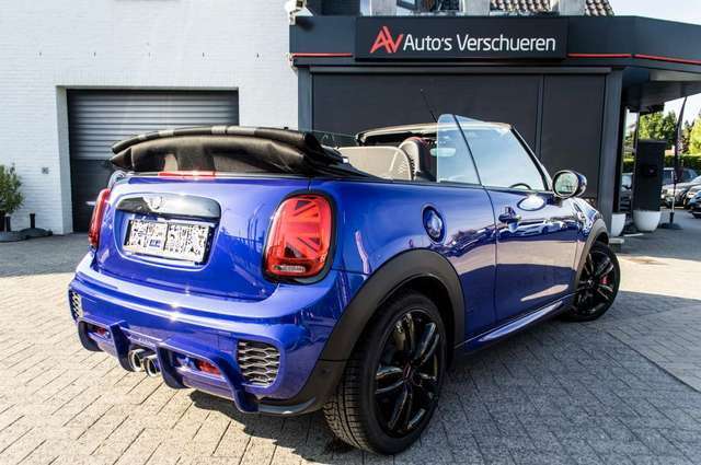 MINI John Cooper Works Cabrio 2.0AS ** Adapt. Cruise - Adapt. LED - Head Up 6/30