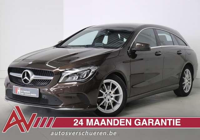 Mercedes CLA 200 d Shooting Brake 7G-DCT ** Camera - Navi - Led 1/30