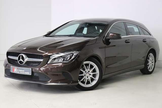 Mercedes CLA 200 d Shooting Brake 7G-DCT ** Camera - Navi - Led 2/30