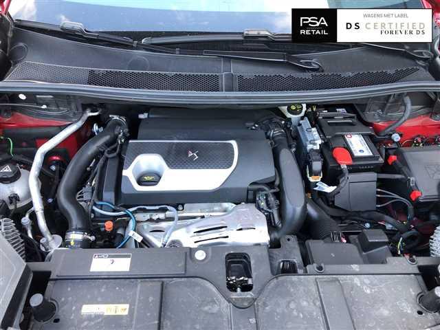 DS DS7 Crossback 1.6 THP PureTech Perfor. Line (EU6.2) 9/20