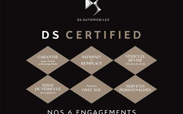 DS DS7 Crossback 1.5 BlueHDi So Chic