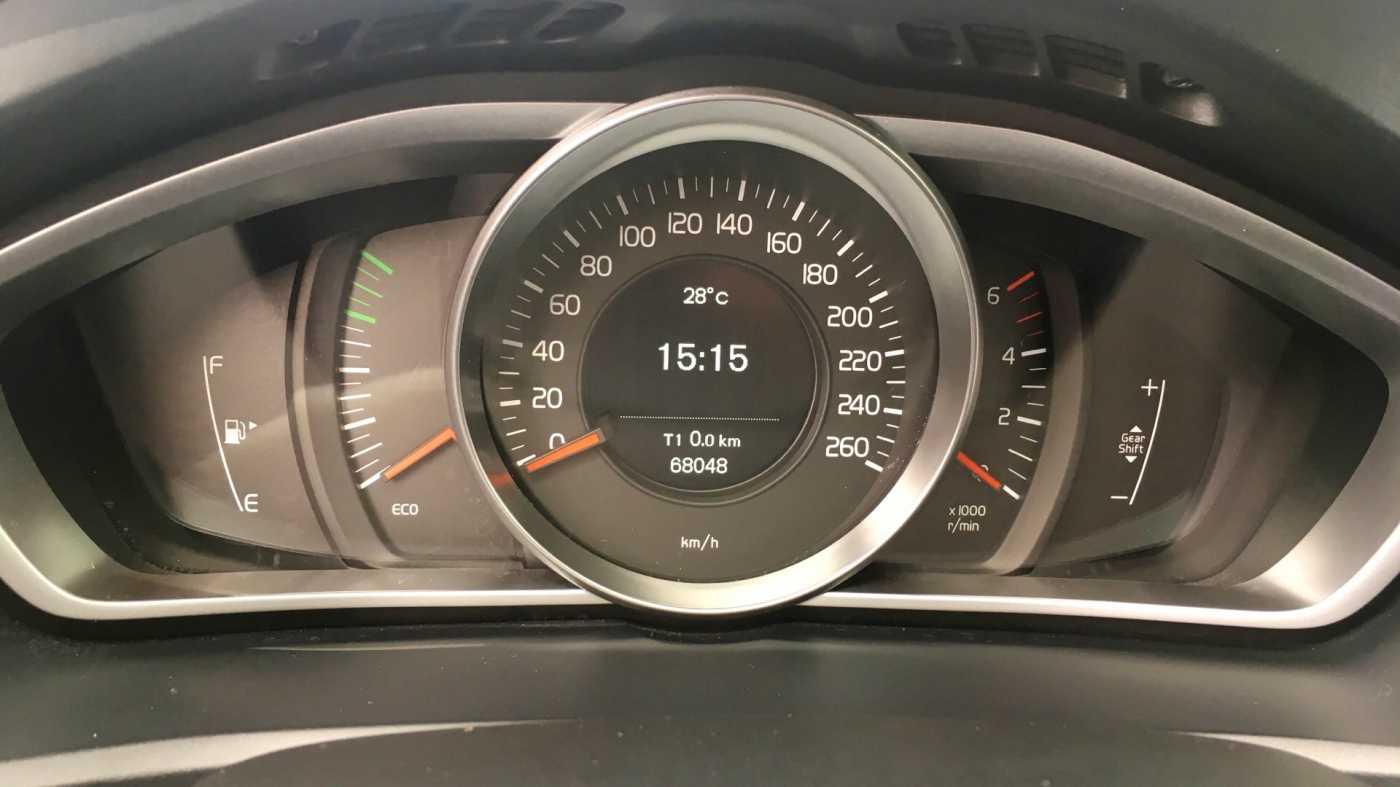 Volvo V40 D2 (115) Kinetic, Motion Pack, reservewiel 12/12