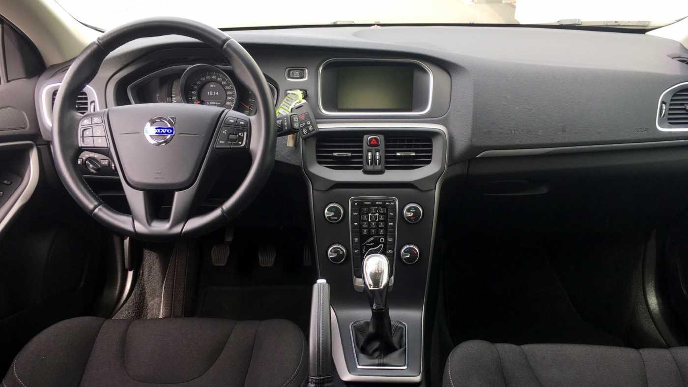 Volvo V40 D2 (115) Kinetic, Motion Pack, reservewiel 8/12