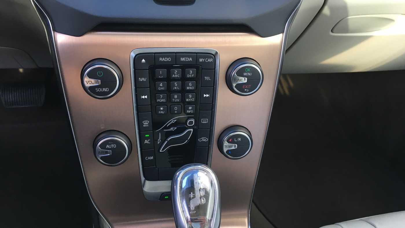 Volvo V40 Cross Country Cross Country T4 180pk AUT Summum, Blond Leder, Trekhaak, Panoramisch dak 13/13