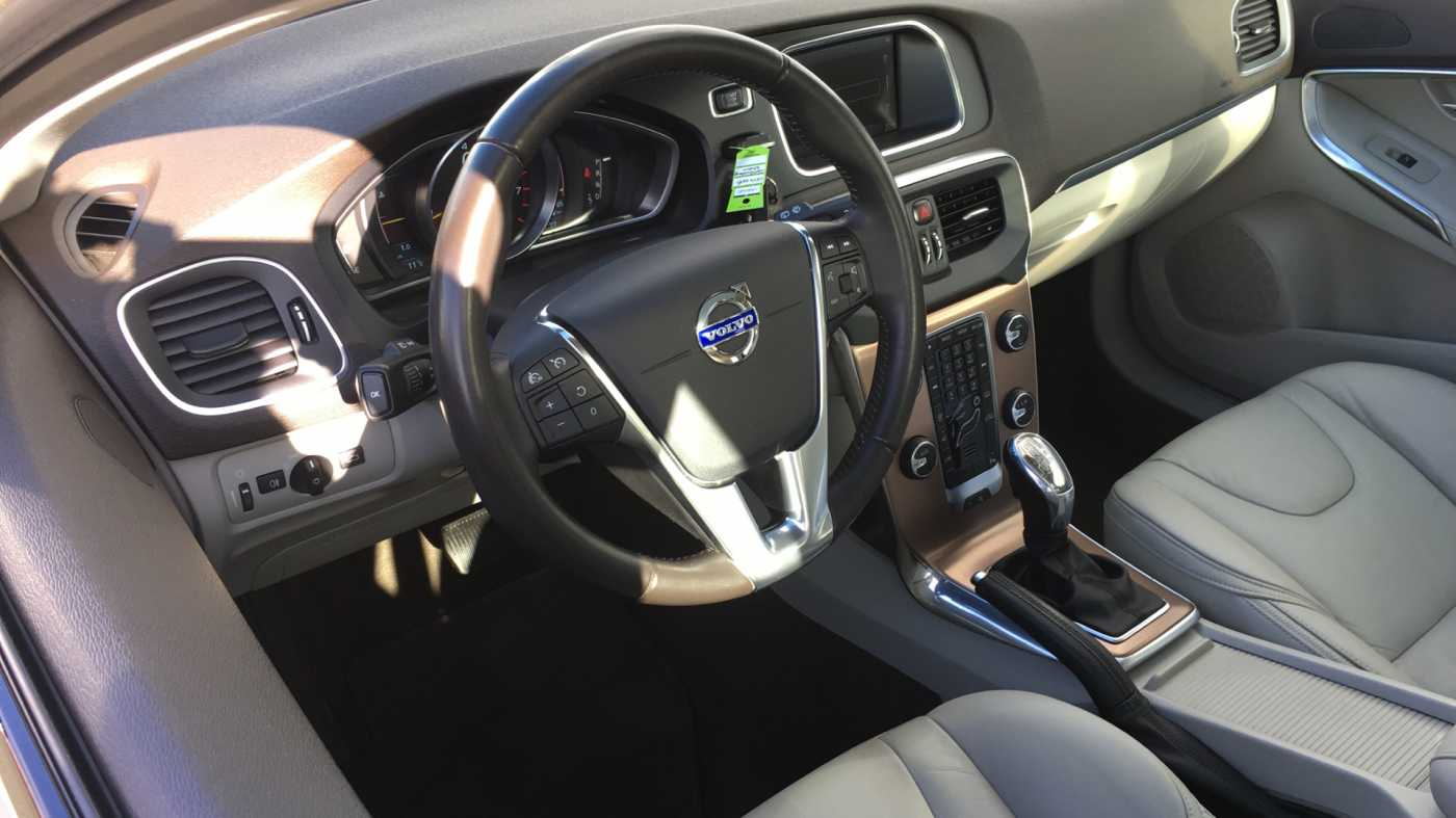 Volvo V40 Cross Country Cross Country T4 180pk AUT Summum, Blond Leder, Trekhaak, Panoramisch dak 5/13