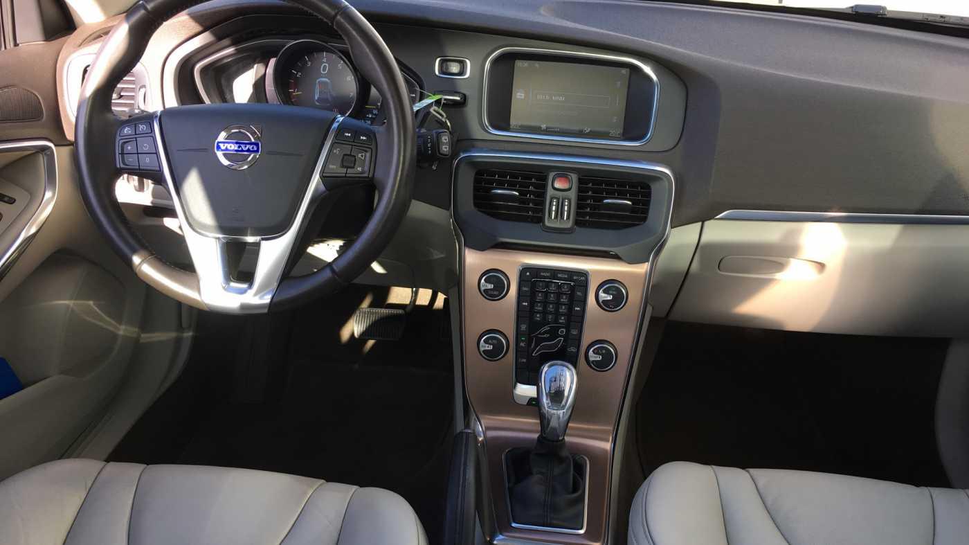 Volvo V40 Cross Country Cross Country T4 180pk AUT Summum, Blond Leder, Trekhaak, Panoramisch dak 8/13