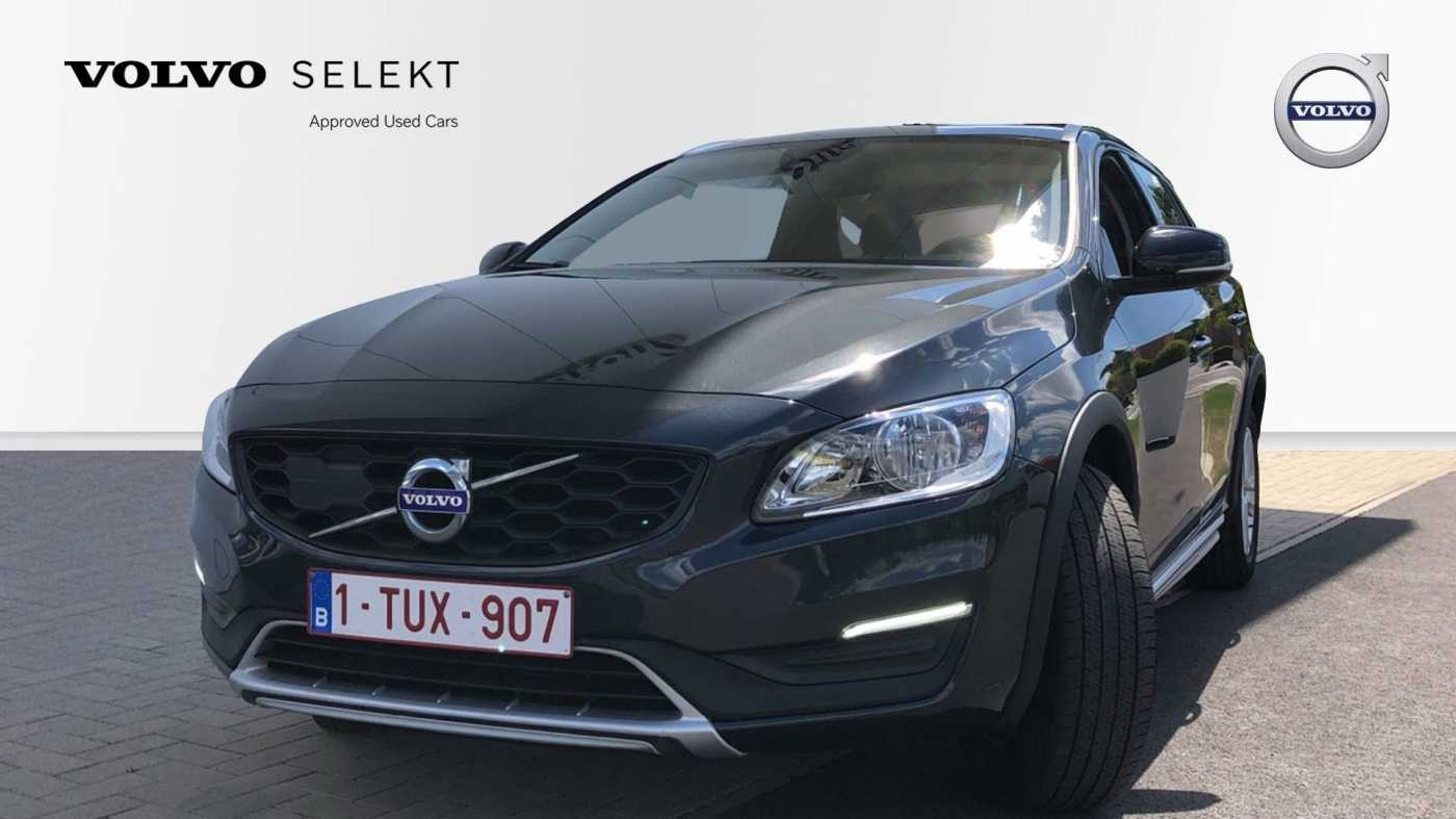 Volvo V60 Cross Country Cross Country D3 150pk, GPS, On Call 1/11