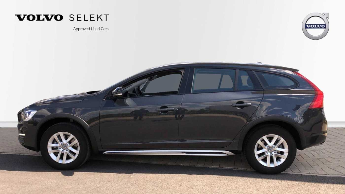 Volvo V60 Cross Country Cross Country D3 150pk, GPS, On Call 2/11