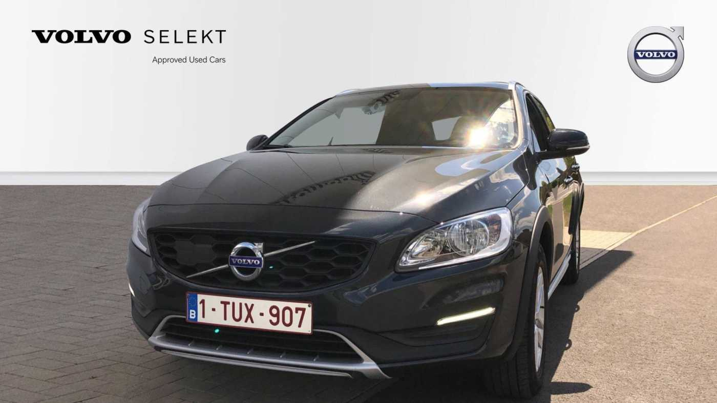 Volvo V60 Cross Country Cross Country D3 150pk, GPS, On Call 3/11