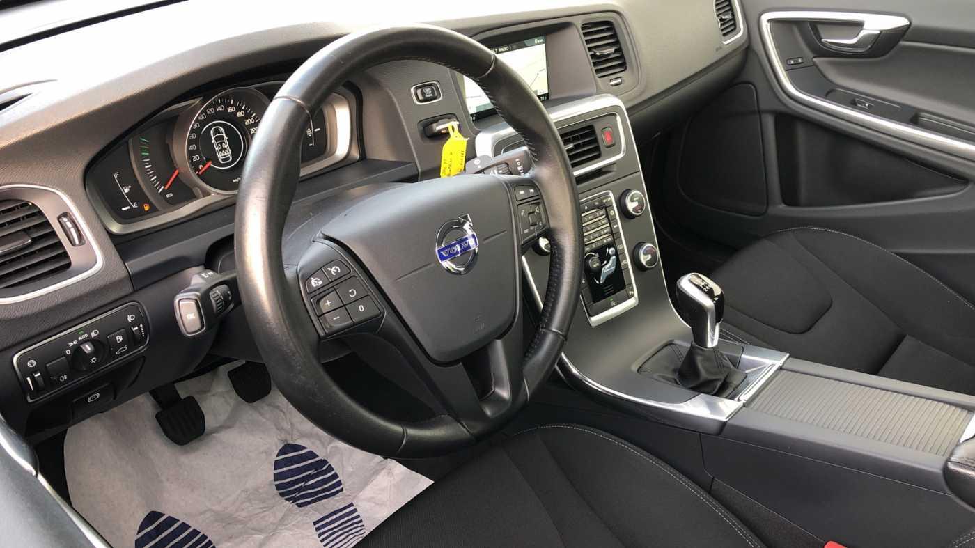 Volvo S60 D2 120pk MAN Kinetic, GPS, Bluetooth, Park Assist 5/11