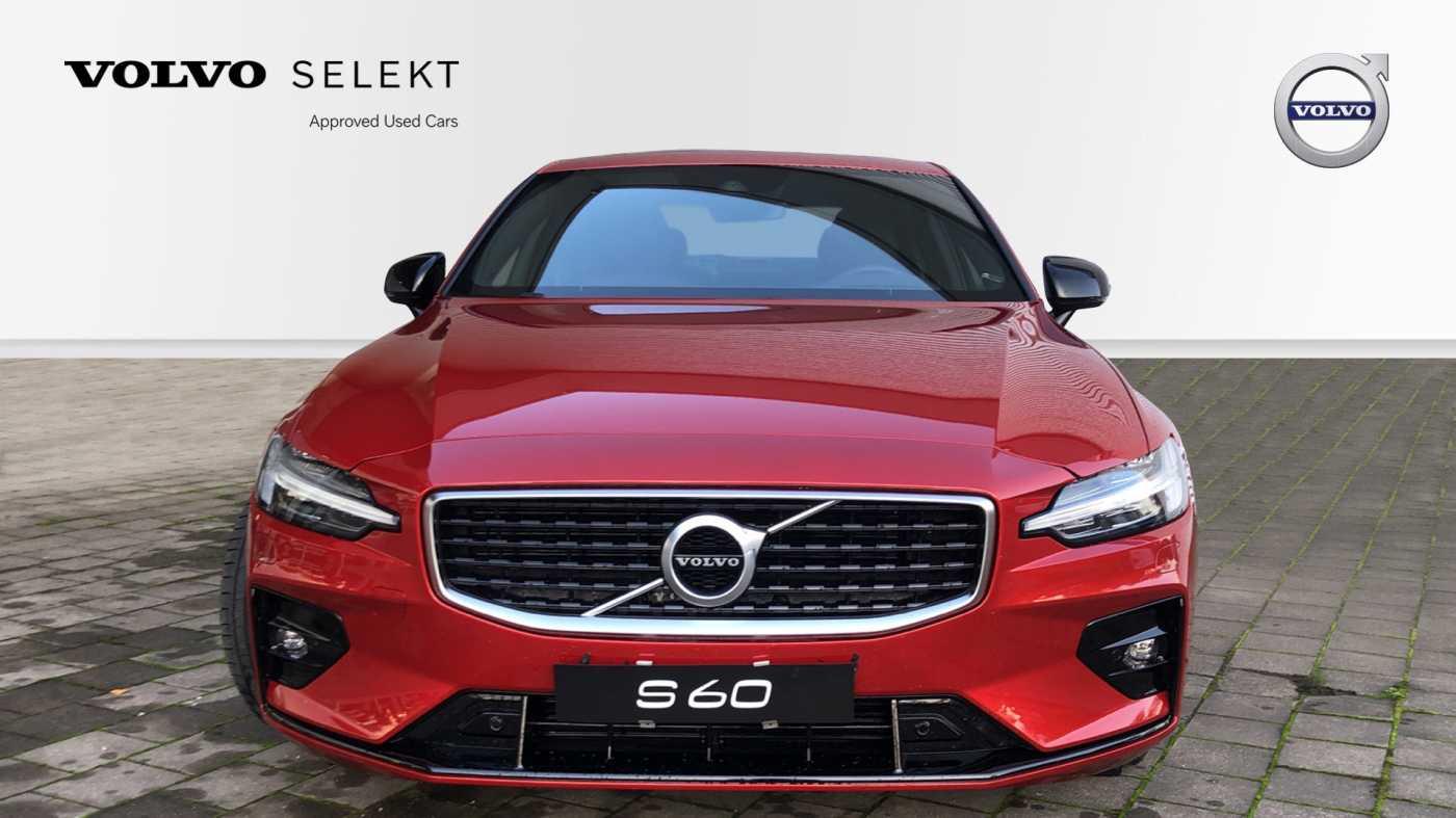 Volvo S60 R-Design T5 Geartronic 3/11