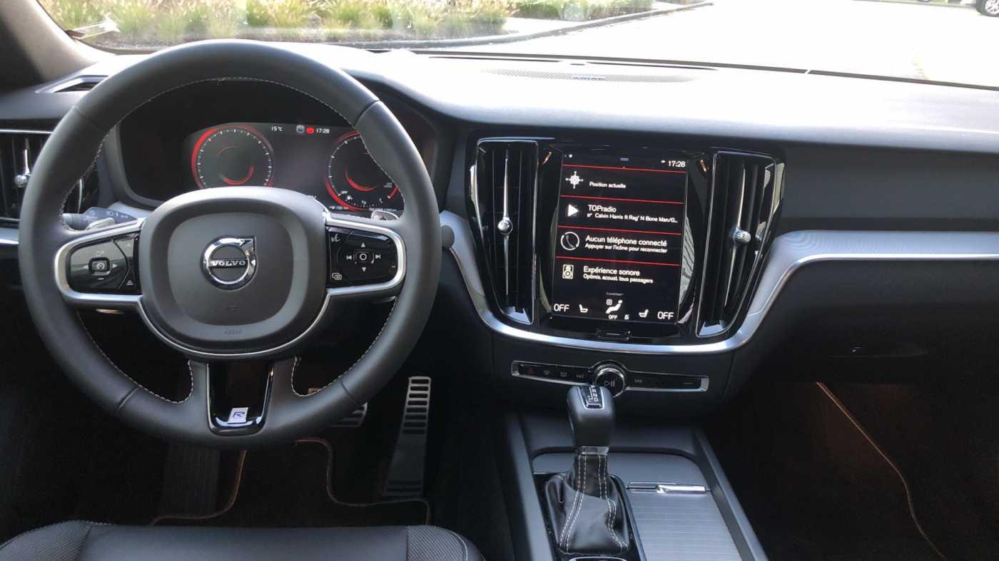 Volvo S60 R-Design T5 Geartronic 8/11