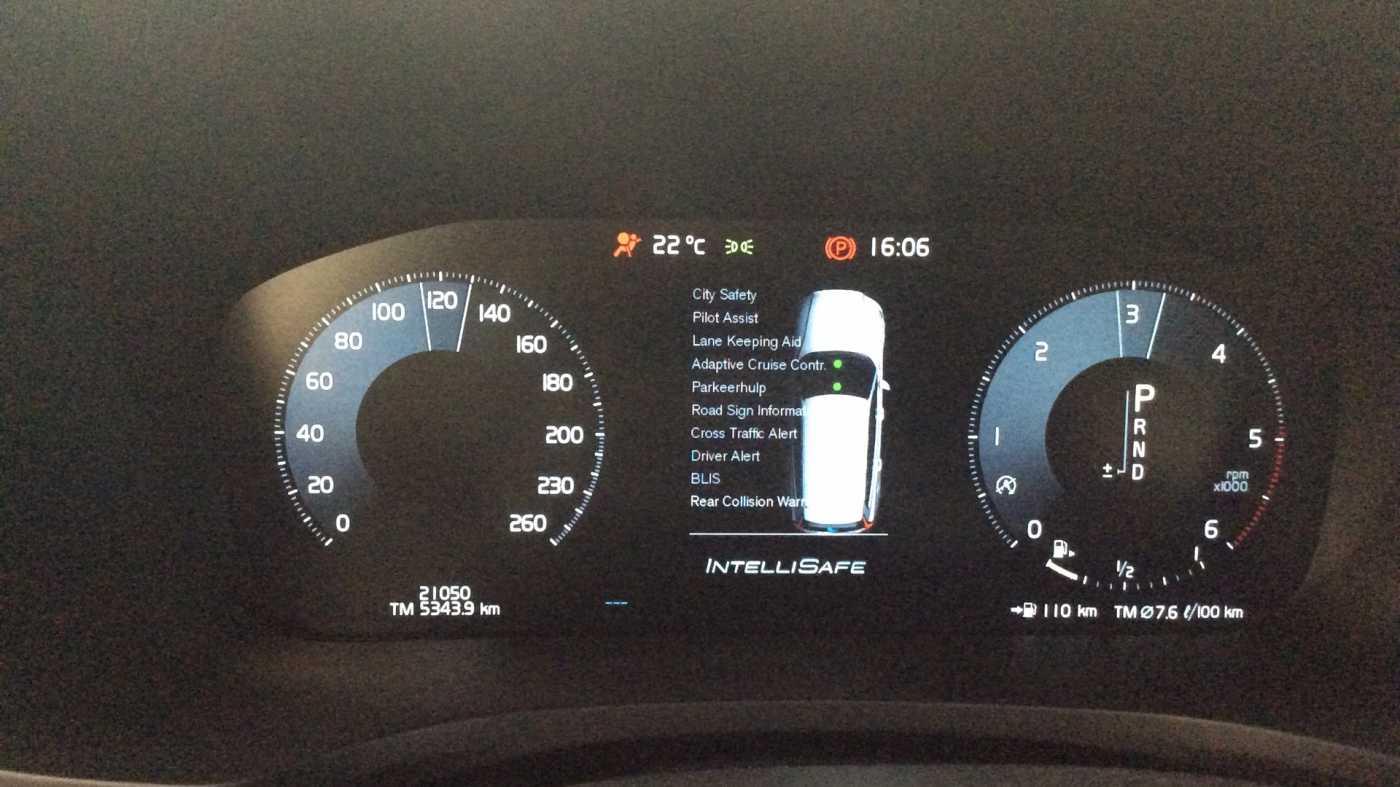 Volvo V60 Inscription D3 Geartronic + Navi + Intellisafe Pro + Xenium + Versatility + .... 15/24
