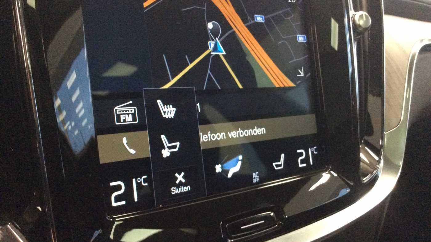 Volvo V60 Inscription D3 Geartronic + Navi + Intellisafe Pro + Xenium + Versatility + .... 17/24