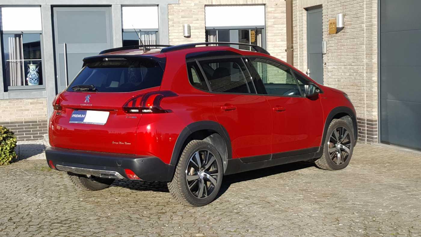Peugeot 2008 1.2 PureTech GT Line S&S (EU6.2) 3/3